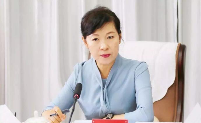 內蒙古自治區黨委常委王莉霞兼任呼和浩特市委書記