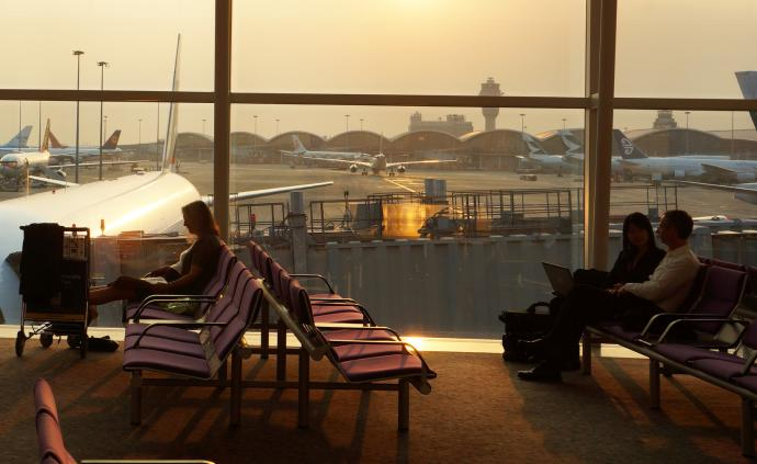 離港航班遭炸彈恐嚇,香港警方已介入調查