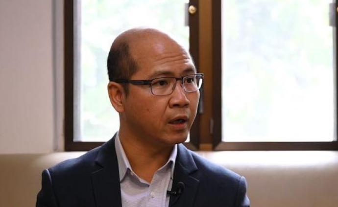 視頻丨黃楚標學校校長黃錦良:開學后同學能夠回學校好好讀書