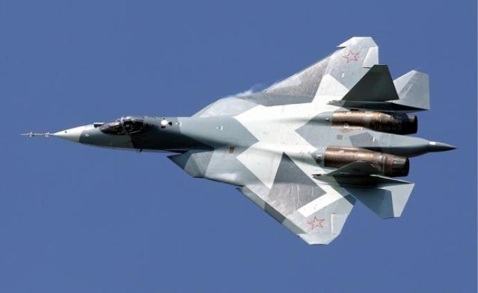 俄再向叙利亚部署2架苏-57隐身战斗机,或为吸引外国买家