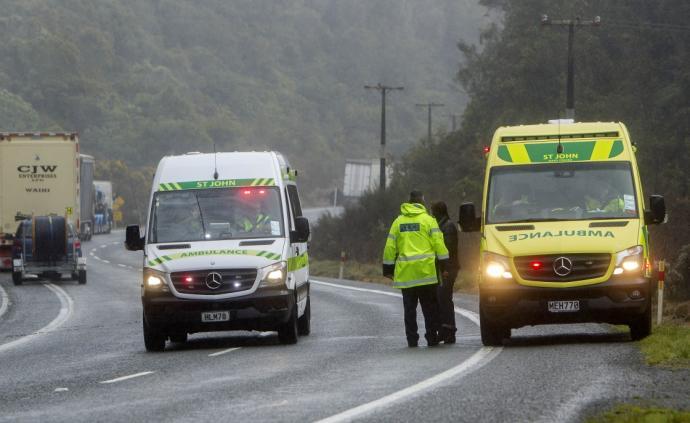 中國游客新西蘭遇車禍:已致5人遇難,3名重傷者情況穩定