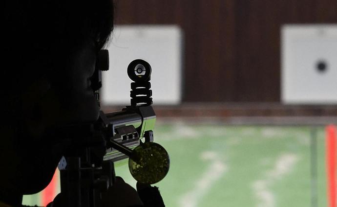 中國射擊隊獲東京奧運會步槍、手槍滿額參賽席位