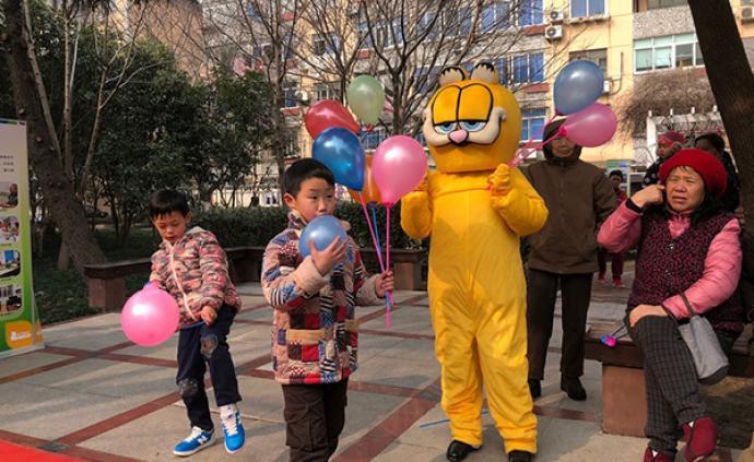 """城市漫步直播:""""社区更新观察团""""走进上海中大居民区"""