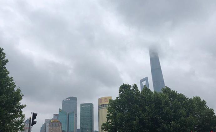 上海在暴雨和降溫中迎來開學日,本周或天天有雨