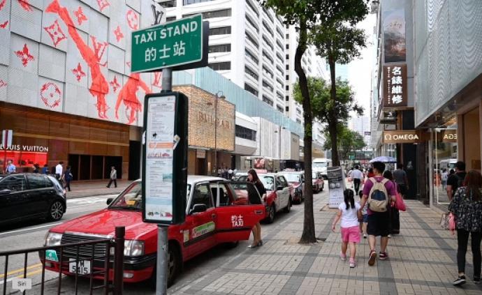 香港市民痛斥暴动影响民生:反感暴力,全力支持警察