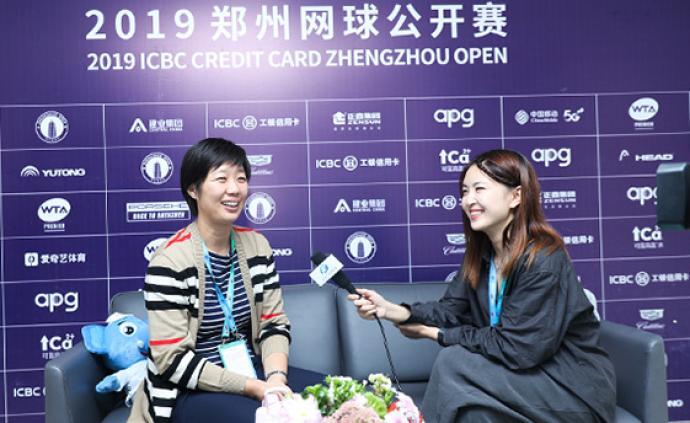对话奥运冠军孙甜甜,听她聊聊中国网球的过去、现在和未来