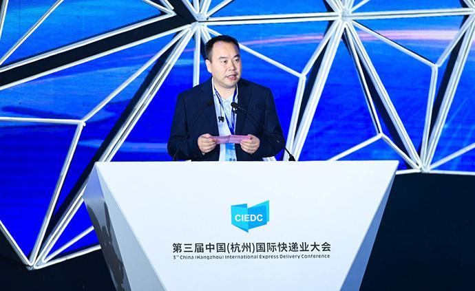 韵达控股董事长聂腾云:中国快递企业做大做强关键是融合共生