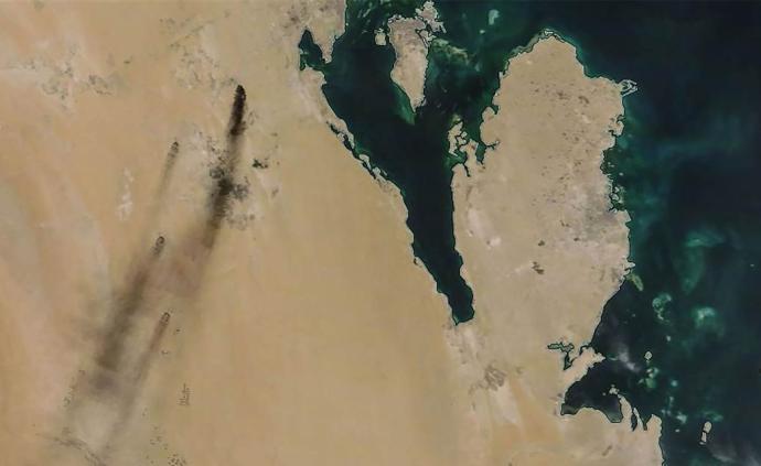 国际油价遇超级黑天鹅,沙特石油设施遭袭、油价开盘涨19%