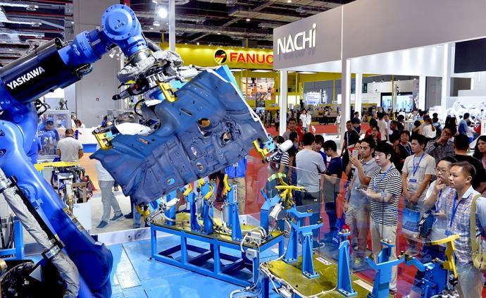 工博会|机器人展覆盖全产业链,聚焦长三角区域合作