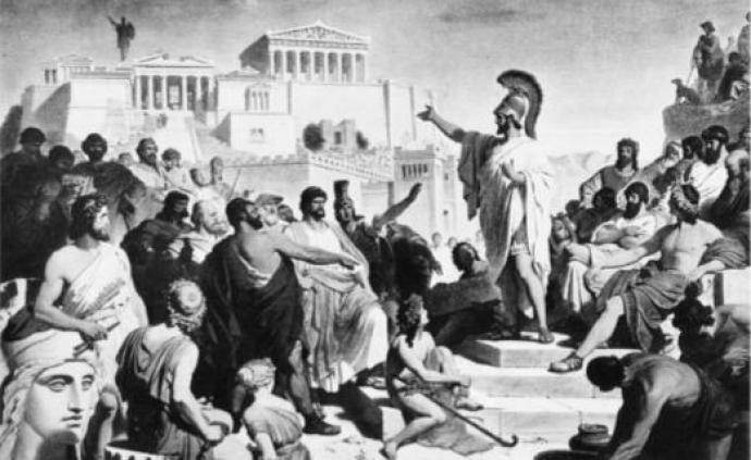 王绍光:雅典民主的真谛是抽签而非选举