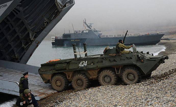 """印俄12月将举行""""因陀罗""""联合军演,俄拟出动40余架军机"""