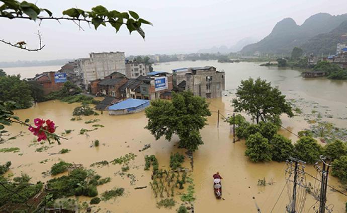 应急管理部:去年我国因自然灾害死亡失踪人数降至千人以下