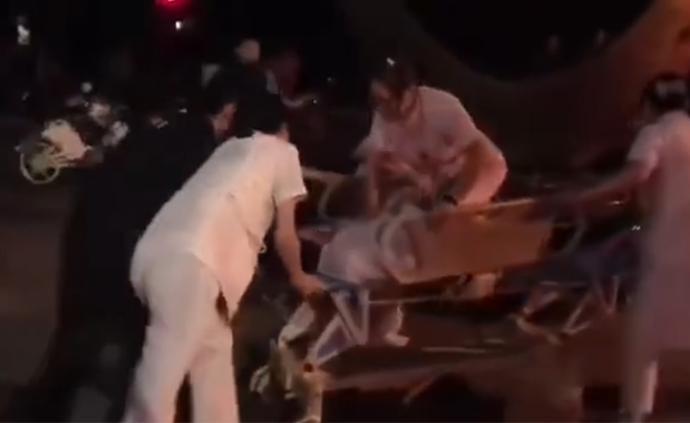 網約車司機心跳驟停:乘客跳車自救,護士一路跪行心肺復蘇