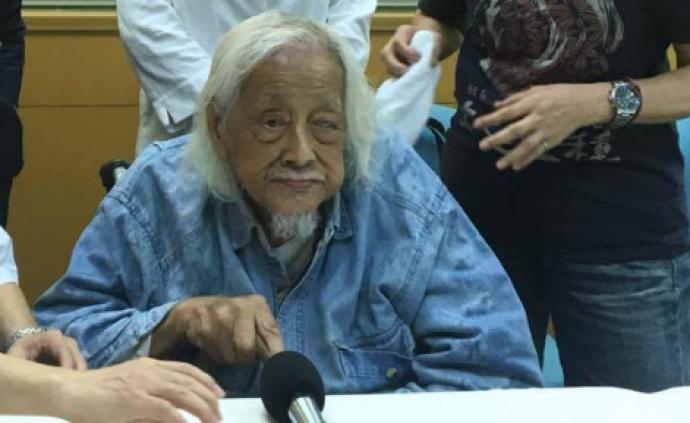 """103岁""""台独""""大佬史明去世,曾被痛批""""白活一生"""""""