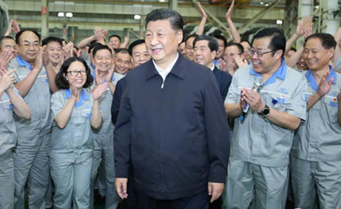 """助力""""中国制造""""转型升级,习近平这些话字字千钧"""