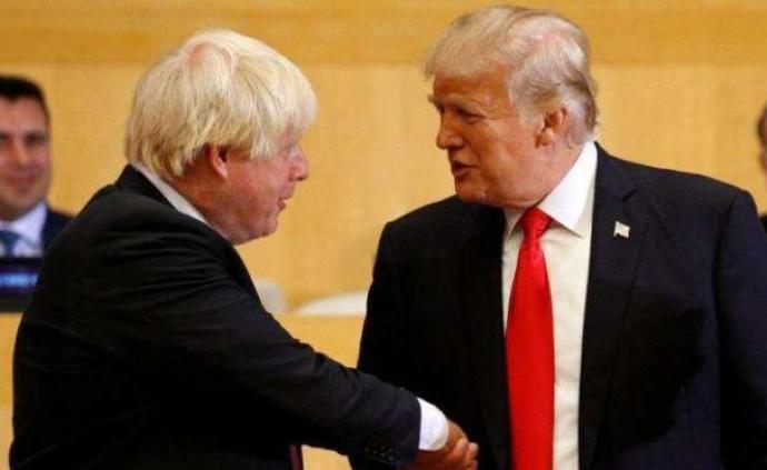 外媒:英美领导人同意2020年7月前达成贸易协议
