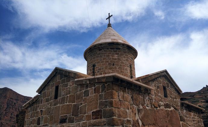 探访伊朗西部⑧|焦勒法和马库:山中的亚美尼亚人
