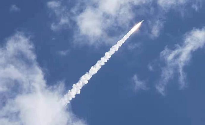 """一箭五星!""""珠海一號""""又一批衛星升空,12顆衛星在軌運行"""