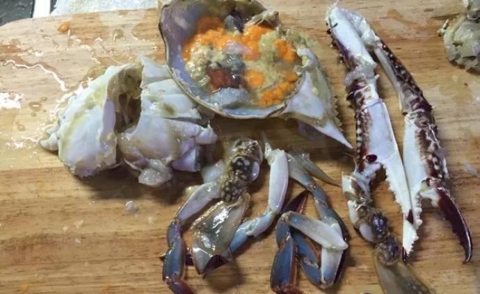 因4年前生吃幾只螃蟹,杭州16歲男生肺部感染寄生蟲