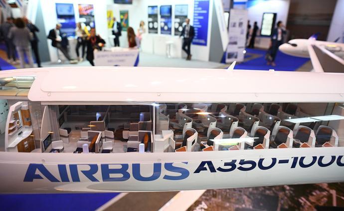 空客预测未来20年世界将需要超过39000架新飞机