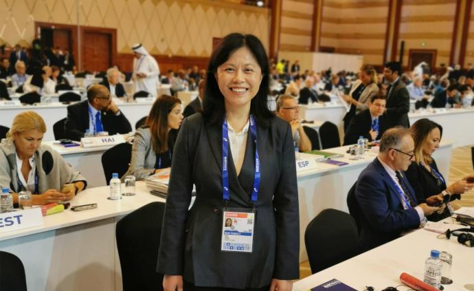 中国田径协会副主席王楠当选新一届国际田联理事