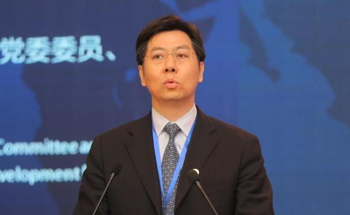 任職農業銀行副行長半年后,51歲蔡東調任吉林省副省長
