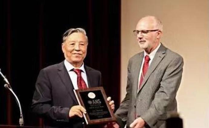"""82歲院士獲頒世界聚變領域最高獎項,""""我只是集體的代表"""""""