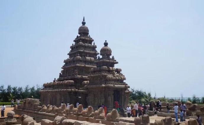 南亚观察|印度的玛玛拉普拉姆是个什么样的地方?