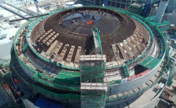 中國核電:采用華龍一號的漳州核電1、2號機組獲建造許可證