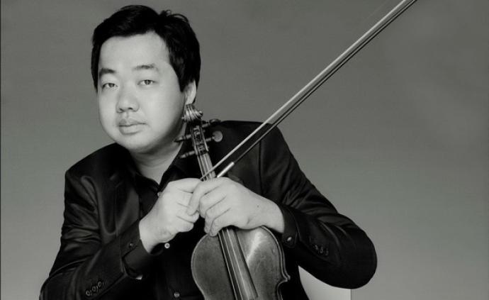 """小提琴家宁峰挑战""""巴赫无伴奏"""",演出前我们和他聊了聊"""