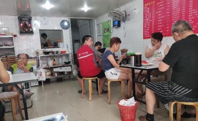 上海里弄餐饮①|我们做了一份里弄美食地图