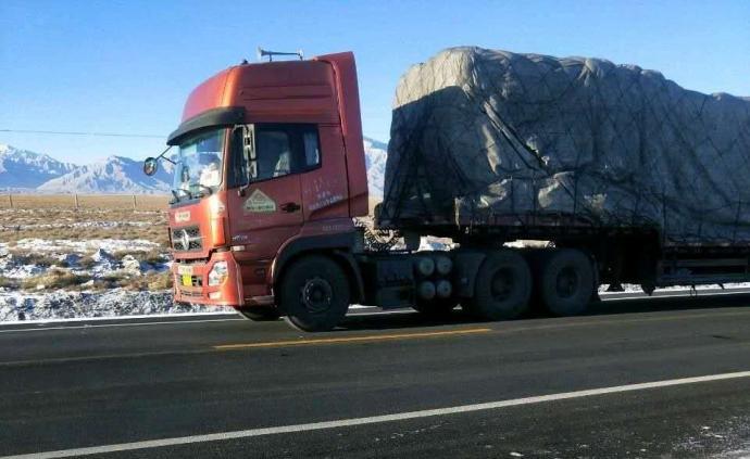 貨車司機講述運輸經歷:超載處罰日益嚴格,不超載也能掙錢