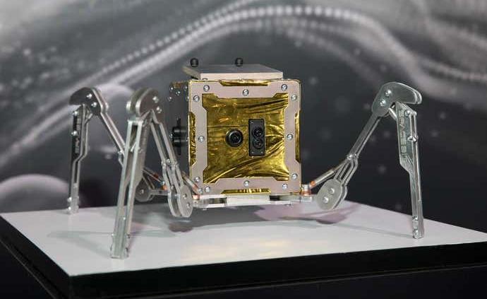 英國首輛月球車計劃于2021年登陸:英美初創企業開發發射