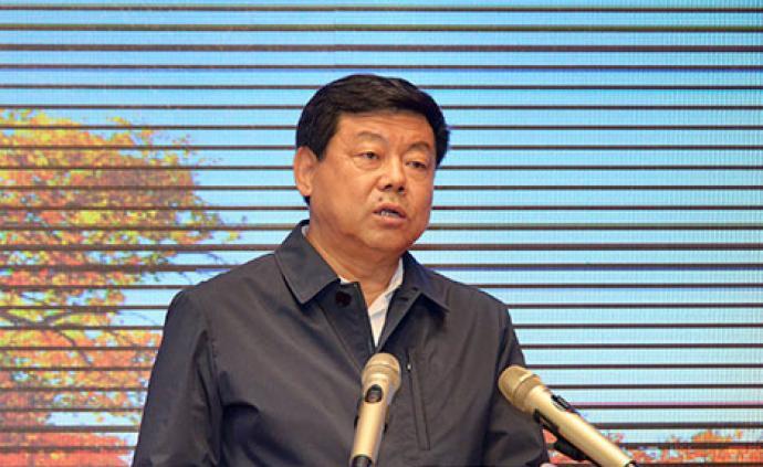 内蒙古自治区党委原副秘书长、办公厅主任包广林退休一年被查