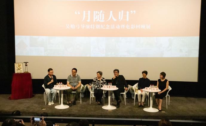 紀念丨電影人憶導演吳貽弓:他改變了許多人的一生