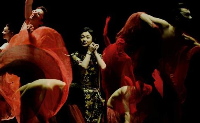 回到舞蹈梦开始的地方,金星舞蹈团庆祝成立20周年