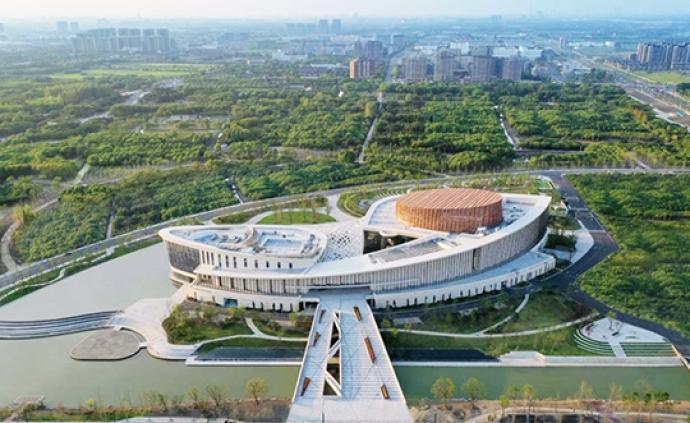 南上海將有藝術地標:九棵樹未來藝術中心本月底正式開幕