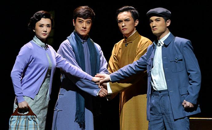 上海國際藝術節|委約作品滬劇《一號機密》講述紅色傳奇