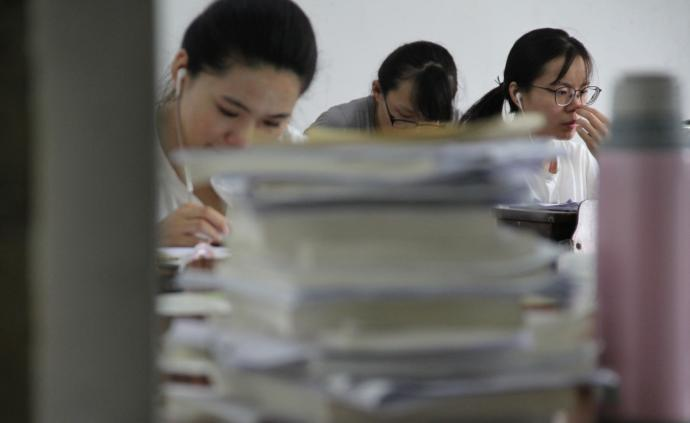 """中青報談""""非全日制研究生遭歧視"""":碩士并不是掏錢就能讀"""