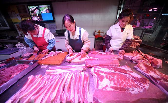 江蘇提出到2022年豬肉自給率達70%以上