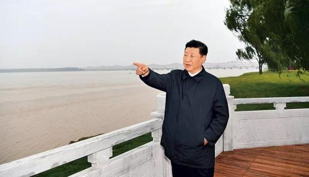 习近平:在黄河流域生态保护和高质量发展座谈会上的讲话