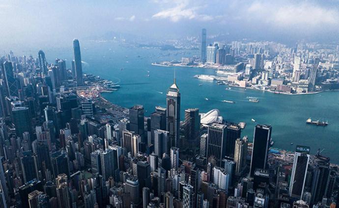 香港特區首任律政司司長梁愛詩:《禁止蒙面規例》有積極成效