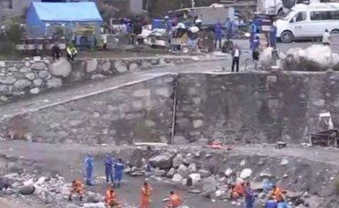 隴南車輛墜江事故最后2名失蹤人員遺體全部找到