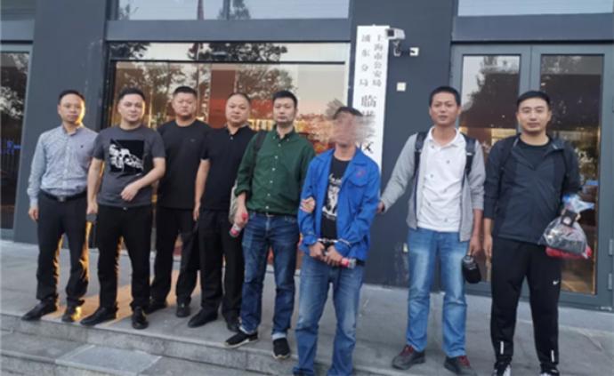 杭州蕭山警方破獲20年前積案:命案嫌疑人輾轉打工已有妻兒