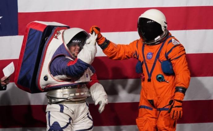 美國新一代登月宇航服有何特點?更加靈活、可大幅度旋轉胳膊