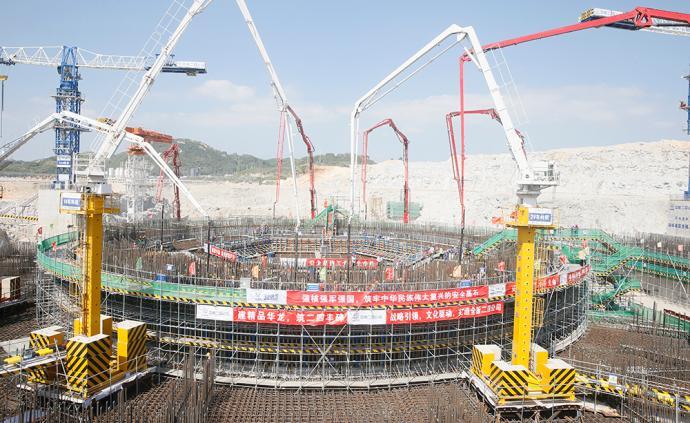 中核集团漳州核电正式开工,华龙一号批量化建设开启