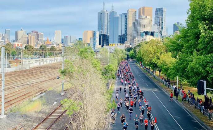 亲历墨尔本半程马拉松,城市和体育就该如此亲近