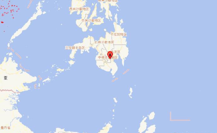 菲律宾棉兰老岛附近发生6.3级地震,震源深度10千米