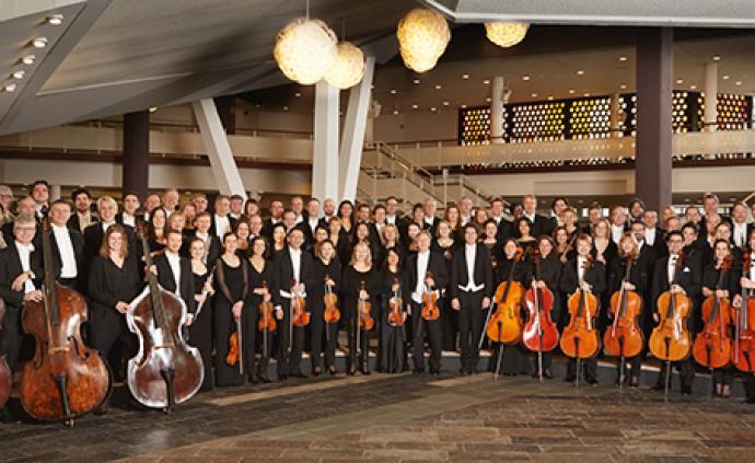 """柏林德意志交響樂團來上海,喜歡""""德奧大餐""""的樂迷不能錯過"""