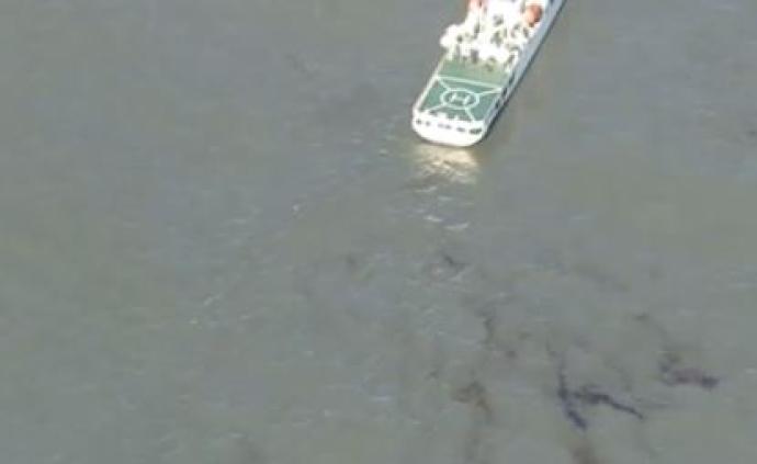一艘貨船在日本近海沉沒,5名中國船員遇難3名外籍船員失聯